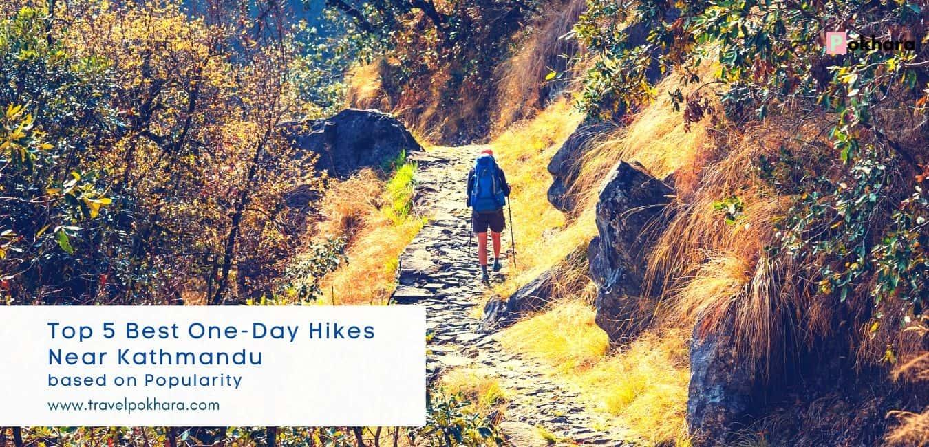 One Day hike Near Kathmandu