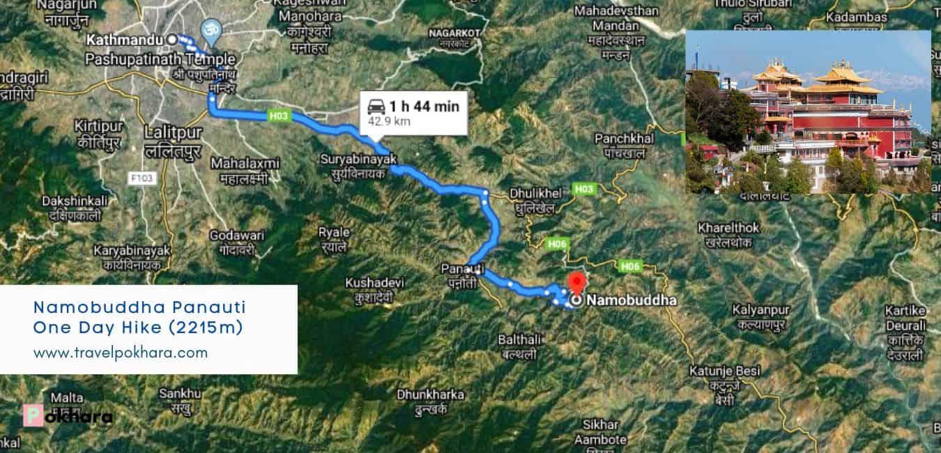 Namobuddha Panauti One Day Hike